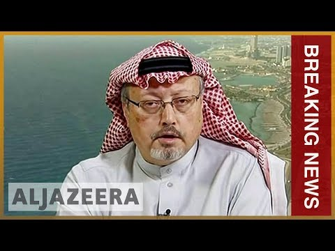 'Blindingly obvious' that MBS ordered Khashoggi murder: repo