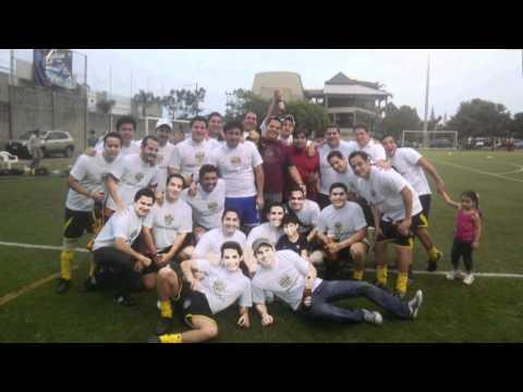 Fusion Campeones Exalumnos Cristobalinos  2010