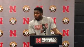 Nebraska QB Armstrong talks win vs. Oregon