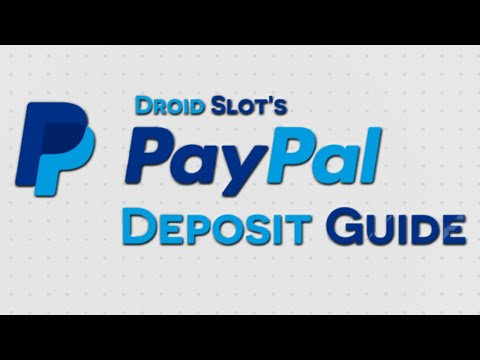 How To Deposit To Mobile Casinos Using PayPal