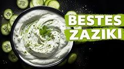 Zaziki | Tzatziki - Rezept - Bester Zaziki der Welt