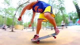 Скейтбординг в Барселоне || Кострома