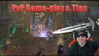 PvP Game Play and Tips for The Elder Scrolls Online