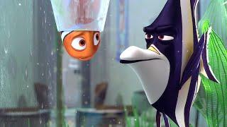 """Ставишь цель, добивайся! - """"В поисках Немо"""" отрывок из фильма"""