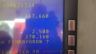 CARA BAYAR INDIHOME LEWAT ATM BNI