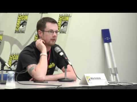 Penny Arcade Panel At Comic-Con 2011