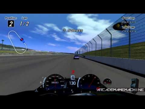 GT4 PS2 576i Component Test