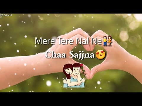 New Sad Romantic Whatsapp Status💔💕 || New WhatsApp Status Video || New Punjabi Song