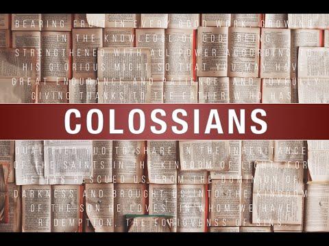 Colossians 2:16-23