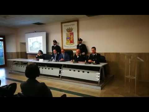 ARRESTO TERRORISTA ALGERINO