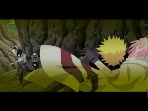 [AMV LIAR] Naruto vs Sasuke - One Ok Rock