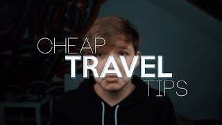 Cheap travel tips | robin