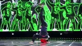 Zuzanna Krupa w półfinałowym tańcu ulicznym | SuperDzieciak