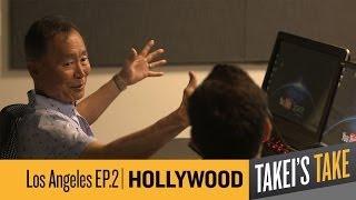 George Takei Takes us to YouTube! | Takei's Take Hollywood