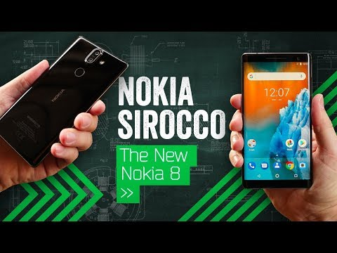 Nokia 8 Sirocco: Solid Steel And A Beautiful Finnish