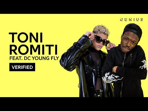 "Toni Romiti & DC Young Fly ""Never Thought"" Official Lyrics & Meaning 