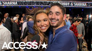 'DWTS': Alexis Ren & Alan Bersten Are 'Genuinely So Happy' To Be In A Relationship Together | Access