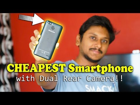 Cheapest Smartphone with Dual Rear Cameras!!