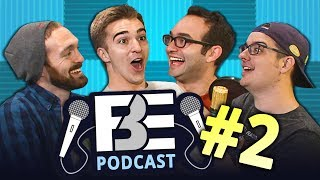 FBE PODCAST #2 | Despacito Comments, Celebs React, Challenges BTS thumbnail