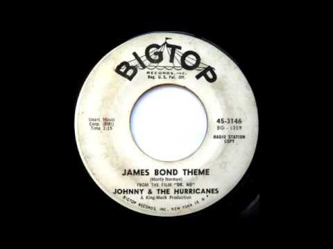 Johnny & The Hurricanes - James Bond Theme (Monty Norman)