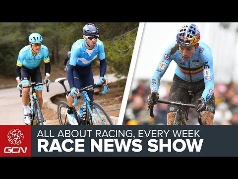 The GCN Race News Show: Cyclocross World Championships, Valenciana &  The Herald Sun Tour