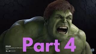 Marvel's Avengers Walkthrough XBOX ONE (Part 4) HULK SMASH!!!!!!