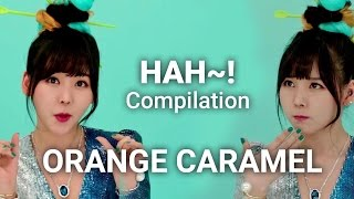 Repeat youtube video Orange Caramel - Catallena's Hah~!