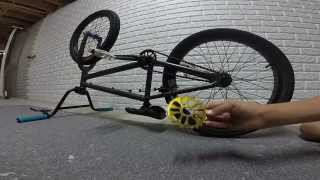 How to Install a BMX Sprocket |EASY WAY| 2014