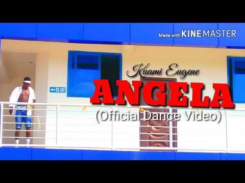 Kuami Eugene - Angela (Official Dance Video By:Real OLIGI)