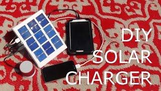 güneş enerjili cep telefonu şarj nasıl