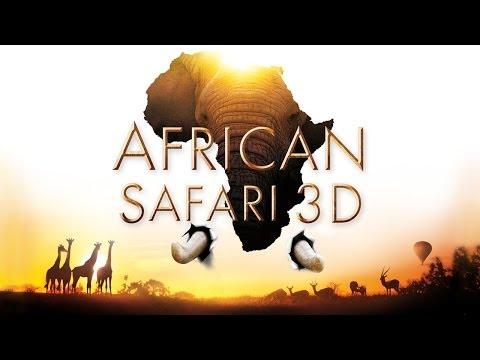 African Safari 3D - Trailer italiano ufficiale [HD]
