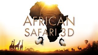 African Safari 3D - Trailer italiano ufficiale [HD]