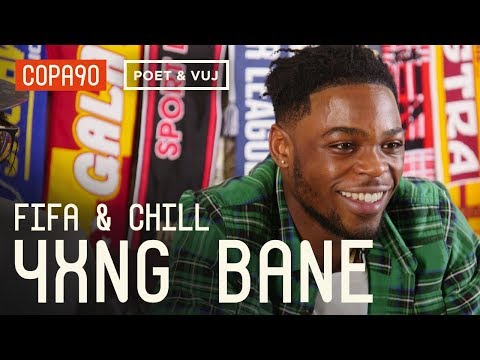 FIFA and Chill with Yxng Bane | Poet and Vuj Present!