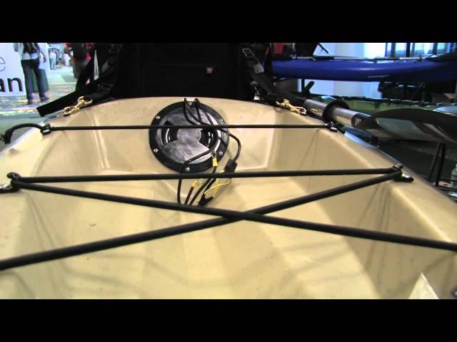 Crescent Kayaks: Electric Fishing Ride | Rapid Media TV | Rapid Media