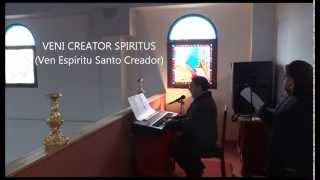 VENI CREATOR SPIRITUS. En español.