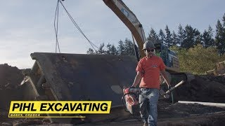 Pihl Excavating powered by LANDA®