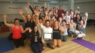 3rd Anniversary Memories at Soulful Fitness Lane Cove 2018