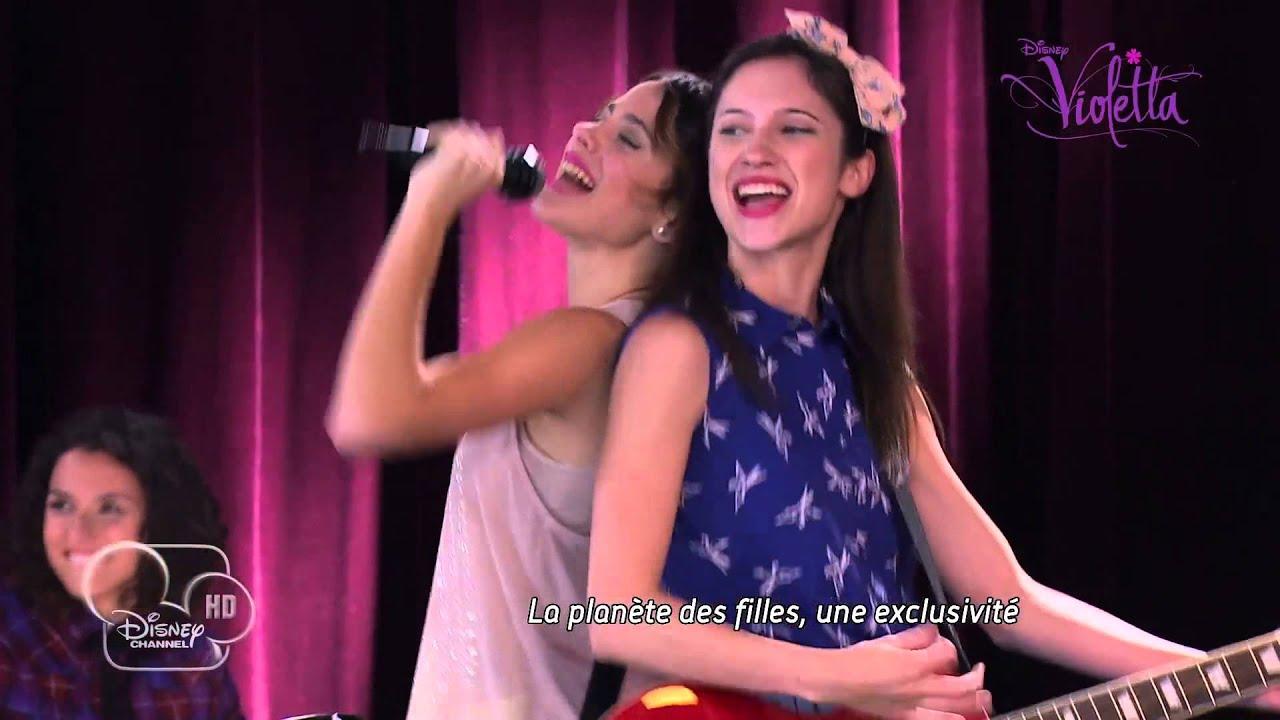 Violetta saison 2 chanson youtube - Jeux de violetta saison 2 ...