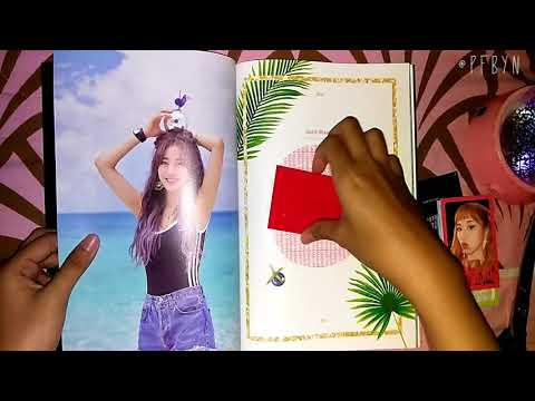 Unboxing TWICE (트와이스) Summer Nights C Version (The 2nd Special Album)