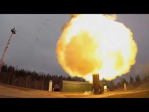 شاهد: الجيش الروسي يطلق صواريخ بالستية في تدريبات عسكرية بحضور بوتين…  - نشر قبل 43 دقيقة