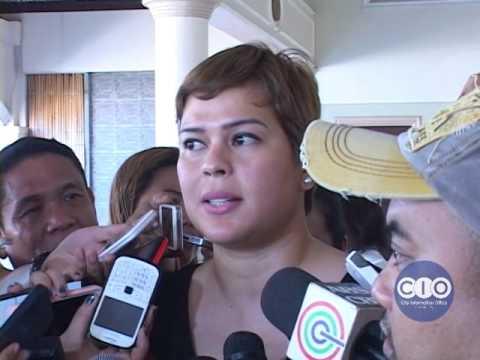 Mayor Inday Sara Duterte on resign rumors