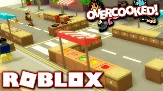 OVERCOOKED IN ROBLOX?! *THIS GAME WAS JUST RELEASED!*