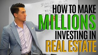 MAKING MILLIONS IN REAL ESTATE EXPLAINED   Investing in Commercial Real Estate with Armand Violi