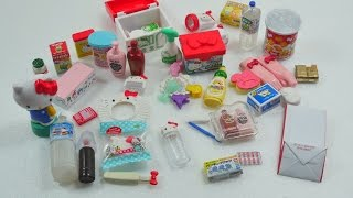 Re-ment Hello Kitty Drug Store Miniature / 리멘트 헬로키티 모두의 ...