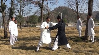 Taichi in real fight, the best one thumbnail