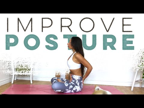 How To Fix Hunchback Posture | Better Your Posture With This Yoga Routine