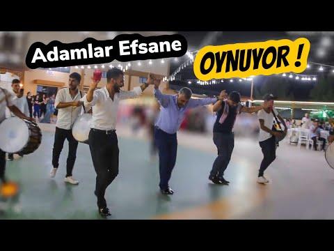 Mendiller Ağladı !! Adamlar Verdi Coşkuyu Davullarda eşlik etti İslahiye Kanaat Plaza Erdal Erdoğan