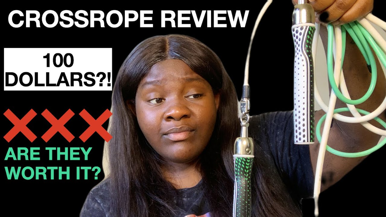 CROSSROPE REVIEW + 100 DOLLAR JUMPROPE (2020)