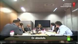 Pablo Iglesias sobre Tania Sanchez. Así NO Podemos. Pablo Iglesias claudica.