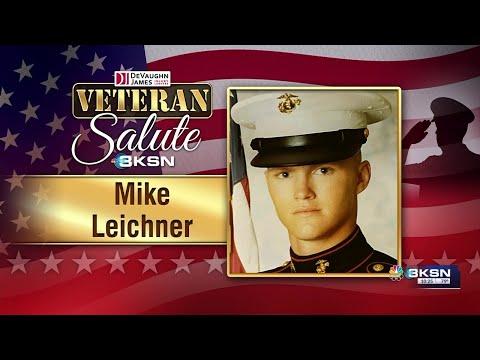 Veteran Salute: Mike Leichner